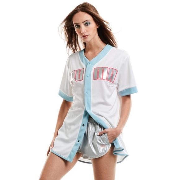 c30fd170c4 NWT Puma x Sophia Webster Baseball Tee NWT